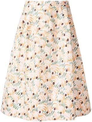 Marni (マルニ) - Marni パターン Aラインスカート