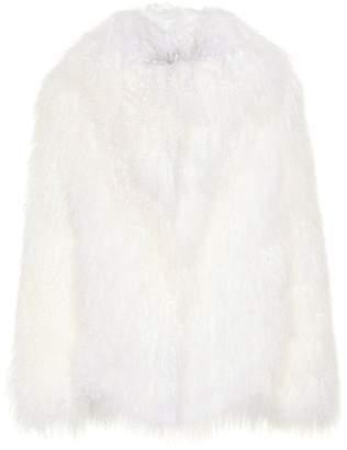 Saks Potts Exclusive to Mytheresa – Heart fur jacket