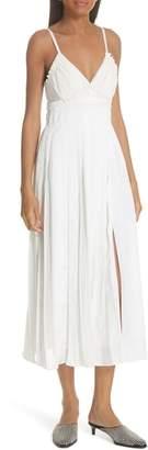 3.1 Phillip Lim Pleated Cotton Dress