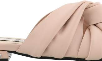 N°21 N.21 Knot Sandals