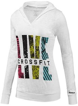 Reebok Live CrossFit Hoodie