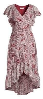 Shoshanna Women's Elnora Dress - Floral Multi - Size 0