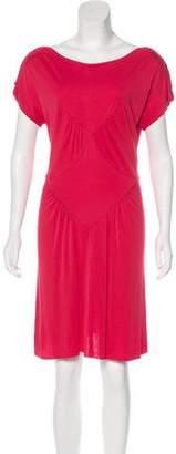 Louis Vuitton Mini Flared Dress