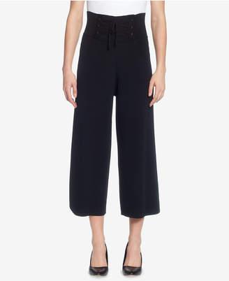 Catherine Malandrino Enzo Lace-Up Pants