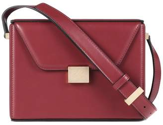 Victoria Beckham Vanity leather crossbody bag