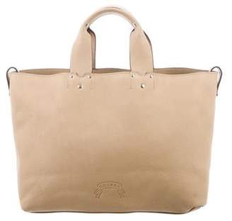 Ghurka Large Leather Tote
