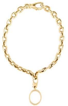 Cartier 18K Charm Bracelet