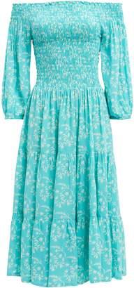 Cool Change Coolchange Joni Off Shoulder Midi Dress