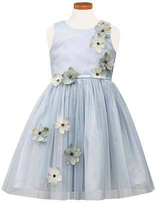 Sorbet Flowers Fit & Flare Dress
