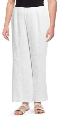 INC International Concepts Plus Wide-Leg Pants