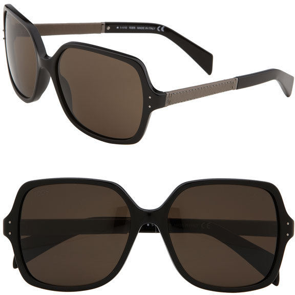 Tod's Oversized Square Sunglasses