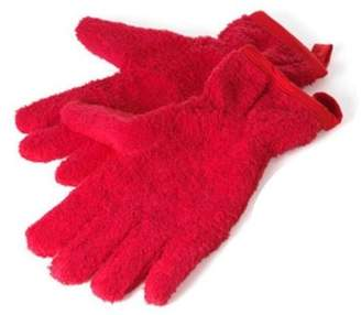 IGIA Women's Hair Drying Towel Glove Quick Drying Glove Microfiber