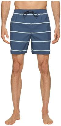 Quiksilver Waterman Overboard Volley Shorts Men's Swimwear
