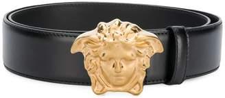 Versace Medusa logo belt