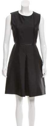 Burberry A-Line Knee-Length Dress