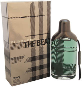 Burberry The Beat 3.3Oz Men's Eau De Toilette Spray