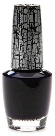 OPI Shatter Nail Lacquer, Navy