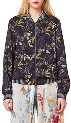 Esprit Women's 048ee1g010 Bomber Jacket