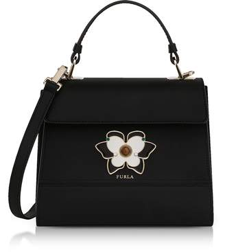 Furla Onyx Mughetto Small Top Handle Satchel Bag