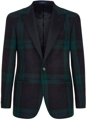 Polo Ralph Lauren Wool Plaid Blazer