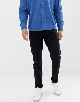 French Connection Black Skinny Stretch Jeans