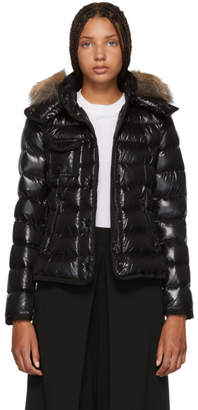 Moncler Black Armoise Giubotto Down Jacket