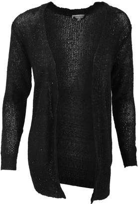Universal Textiles Womens/Ladies Long Sleeve Knitted Sequin Cardigan