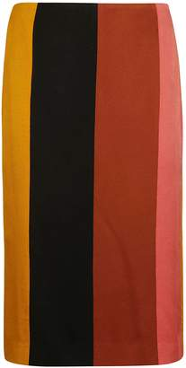 M Missoni Colour Block Skirt