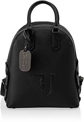 Trussardi Jeans Women's 75B00546-9Y099999Backpack Black