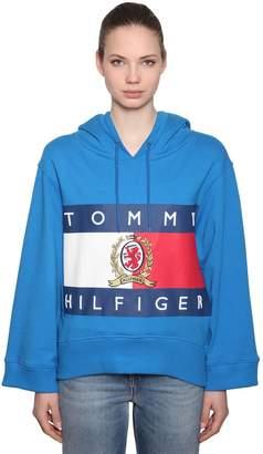Tommy Hilfiger (トミー ヒルフィガー) - TOMMY HILFIGER COLLECTION オーバーサイズ スウェットフーディ
