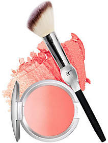 It Cosmetics CC Radiance Ombre Blush w/ FrenchBoutique Brush