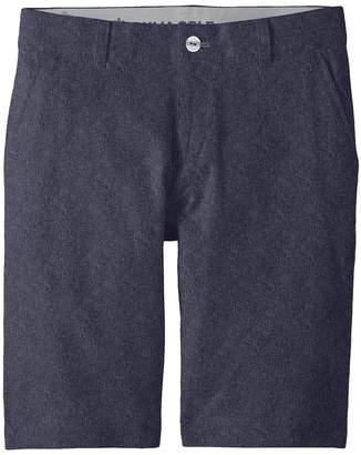 PUMA Golf Kids Heather Pounce Shorts JR Boy's Shorts