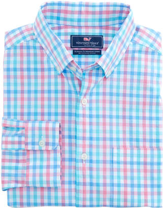 Vineyard Vines Cattail Check Classic Murray Shirt