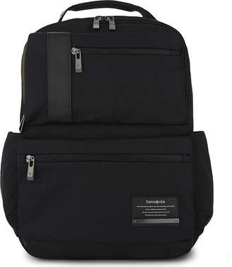 Samsonite Openroad infinipak nylon backpack $121 thestylecure.com
