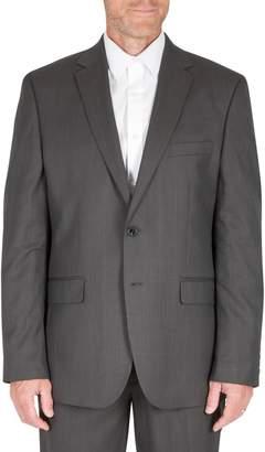 Haggar Tailored-Fit Windowpane Suit Jacket