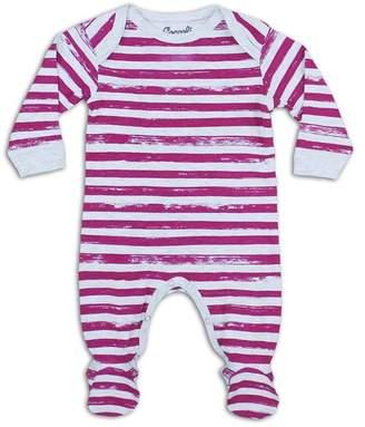 Coccoli Jersey Lap Neck Footie (Baby)