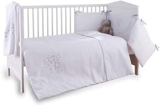 Clair De Lune Stardust 3 Piece Cot/Cot Bed Set