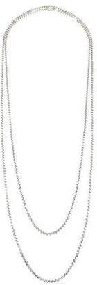 David Yurman Medium Box Chain Necklace