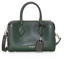 Kate Spade Women's Small Tate Leather Satchel