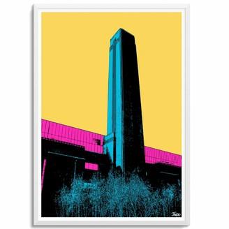Jando Tate Modern A3 Print
