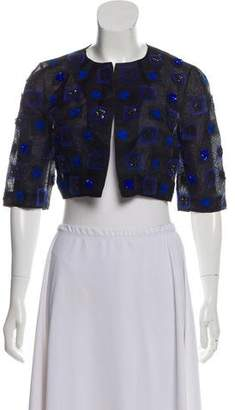 Prabal Gurung Embellished Evening Jacket