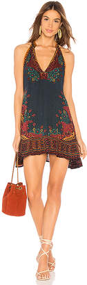 Free People Steal The Sun Printed Tunic