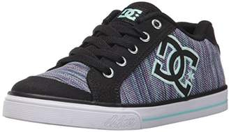 DC Girls' Youth Chelsea TX SE Skate Shoes