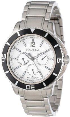 Nautica (ノーティカ) - ノーティカユニセックスn19593g NCS 450 Tobago Classicアナログwith Enamel Bezel Watch