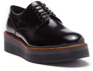 Vince Drystan Platform Leather Derby