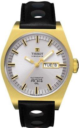 Tissot (ティソ) - [ティソ]TISSOT HERITAGE PR516(ヘリテイジ PR516) 1968年復刻版 T0714303603100 メンズ 【正規輸入品】