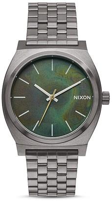 Nixon Time Teller Watch, 37mm $100 thestylecure.com