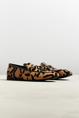 Urban Outfitters Calf Hair Loafer