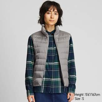 Uniqlo WOMEN Ultra Light Down Vest