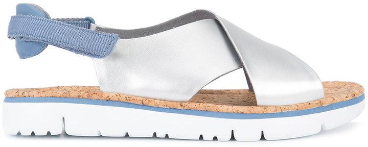 CamperCamper crossover sandals